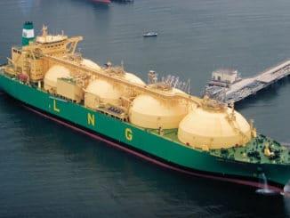 Flüssiggas aus den USA könnte nach EU-Willen auch nach Europa kommen. Foto: Shell