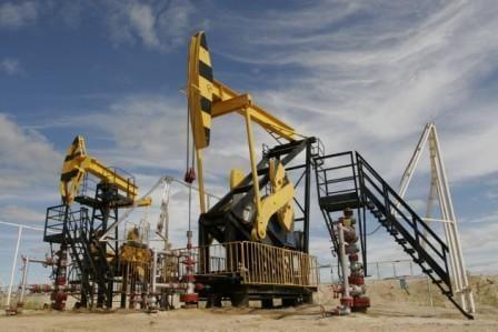 Öl-Förderung in Westsibirien. Foto: Rosneft