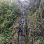 Die Risco-Wasserfälle, eine der ergiebigen Quellen für Wasserkraft auf Madeira. Foto: Urbansky