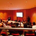 Das Thema Power to Heat zog zu den Berliner Energietagen 120 Zuhörer und Diskutanten an. Foto: Urbansky