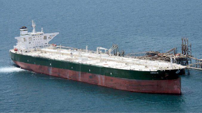 Tankschiffe werden derzeit genutzt, um die Öl-Überproduktion auf den Weltmeeren zwischenzulagern. Foto: navy.mil / Wikimedia