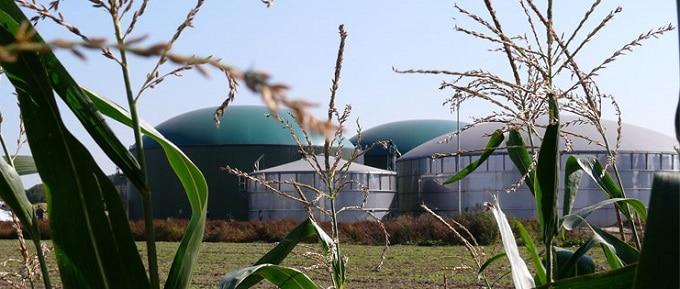 Vorschaubild: Bioanlage in Deutschland. Foto: Weltec Biopower GmbH