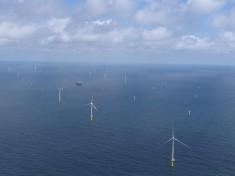 Die überschüssige Windkraft Schleswig-Holsteins soll im PtH-Feldtest 200 Häuser teilweise beheizen. Foto: Urbansky