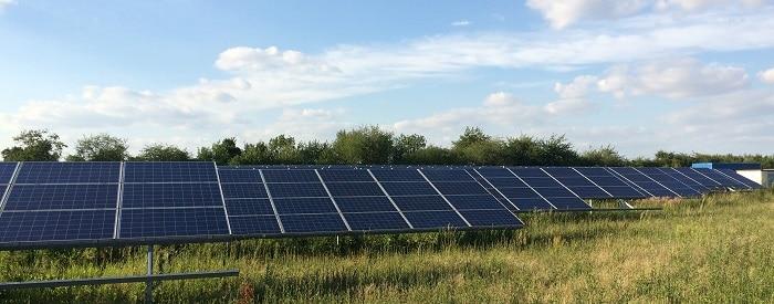 Knackpunkt PV-Anlagen: Darum dürfte es noch viele heiße Diskussionen geben. Foto: Urbansky