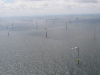 GE sieht Offshore-Wind, wie hier vor Helgoland, kritisch. Foto: Urbansky