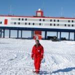 Energieversorgung in der Antarktis