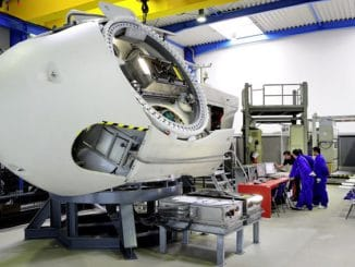 GE-Trainingscenter in Salzbergen. Foto: GE Wind