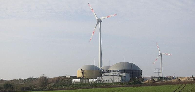 Windkraftanlage für Powwer-to-Gas bei-Prenzlau Molgreen / Wikimedia / unter Lizenz CC-BY-SA 4.0