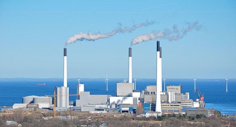 Kopenhagener Fernwärme zu über 50% aus Biomasse