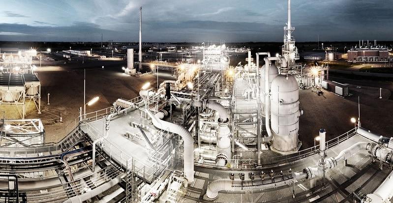 Gasspeicher, wie hier der in Etzel, sind das Rückgrat der deutschen Gaswirtschaft und potenzielle Träger einer strategischen Reserve. Foto: Gazprom Germania