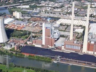 Das Heizkraftwerk Heilbronn der EnBW bleibt mit seinen 125 MW als Reservekraftwerk erhalten. Foto: Daniel Meier-Gerber / EnBW