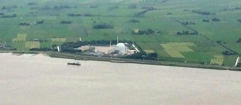 Soll 2021 stillgelegt und zurückgebaut werden. Kernkraftwerk Brockdorf an der Elbe. Foto: Urbansky
