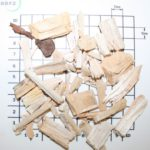 Das Ausgangsmaterial Holz ... Alle Fotos: DBFZ