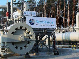 Via Nord Stream fließt ungehindert russisches Erdgas nach Deutschland. Foto: Gazprom