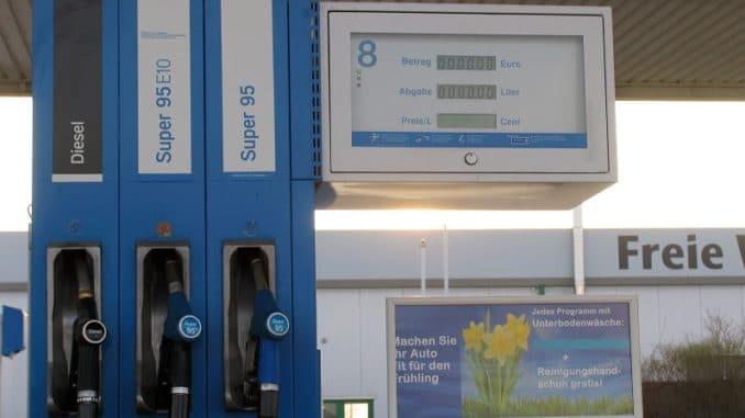 Benzin Diesel Mischen