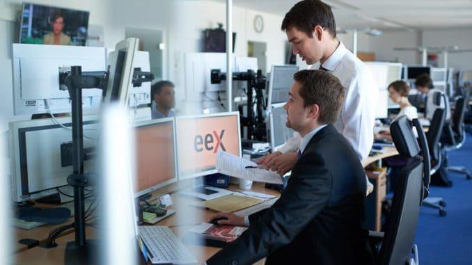 An der EEX fallen die Großhandelspreise für Erdgas seit Mitte 2015 kontinuierlich. Foto: EEX