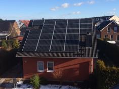Kann auf verschiedene Arten versichert werden: PV-Anlage. Foto: Urbansky PV, Solarstrom, Versicherung
