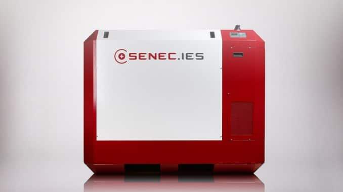 30-Watt-Speicher der senec.ies. Foto: Deutsche Energieversorgung AG