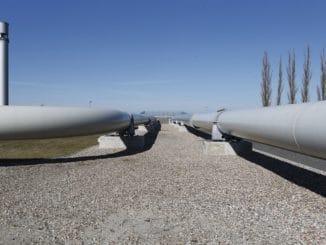 Anlandestation von Nord Stream I in der Lubminer Heide. Foto: Nord Stream