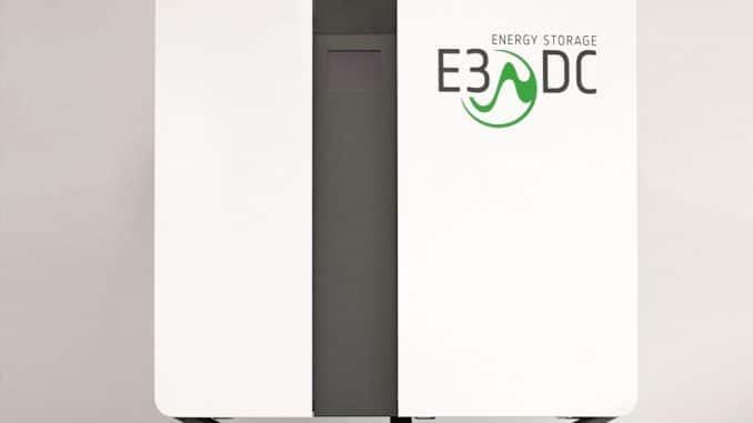 Hauskraftwerk von E3DC. Foto: E3DC