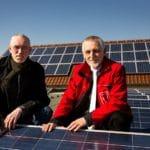 Aktion von Bündnis Bürgerenergie: Hol den Energiepolitiker!