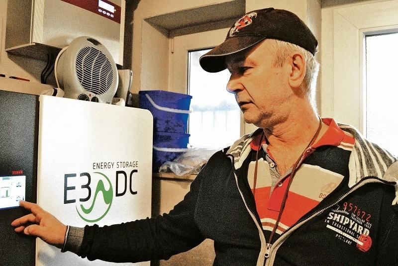 Ein Stromspeicher erhöht die Eigenabdeckung beim Stromverbrauch, zeitigt aber auch höhere Investitionen. Foto: E3DC