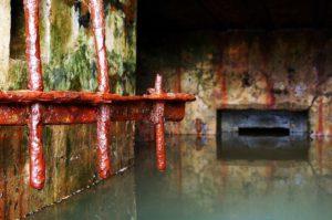 Hier schlummert die Wärme: Kanalisation. Foto: Makunin / Pixabay