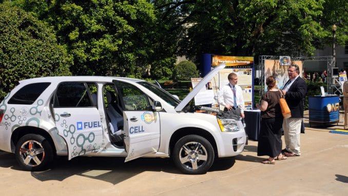 Brennstoffzelle, Mobilität, Wasserstoff