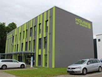 Hause of Energy in Kaufbeuren. Foto: Urbansky