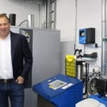 Green Factory Allgäu: Wärmepumpe heizt Produktionshalle