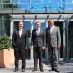 Getec strebt 1 Mrd. Euro Umsatz an