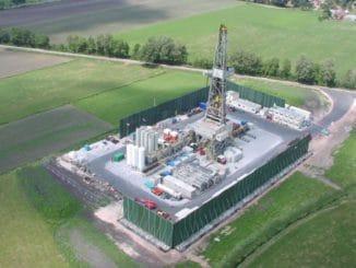 Geht immer weiter zurück: Erdgasförderung in Deutschland. Foto: Wirtschaftsverband Erdöl- und Erdgasgewinnung