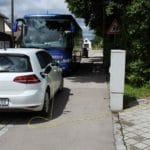 Auch die Ladesäule für E-Autos wird über den Smart Operator gesteuert. Fotos: Urbansky