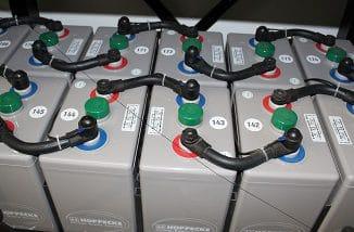 E-Batterien sind einer der Schlüssel der Energiewende. Foto: Urbansky