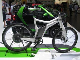 Foto: Urbansky E-Bike, E-Mióbilität, Bundesrat, Steuererleichterung