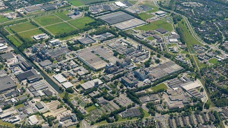 Industriepark Emmen. Foto: Emmtec Getec, Nuon, Emmtec