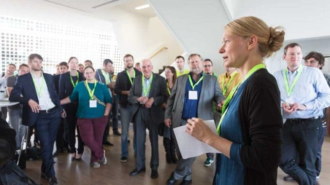 Foto: Hoffmann Energieblogger, Barcamp, Startup
