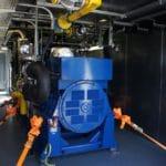 BHKW, Deponiegas, Biogas, KWK Foto: ETW Energietechnik