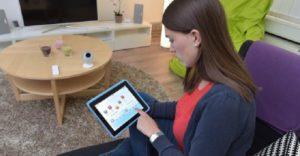 Foto: RWE Smart Home, Assisted Living-Technologien, AAL