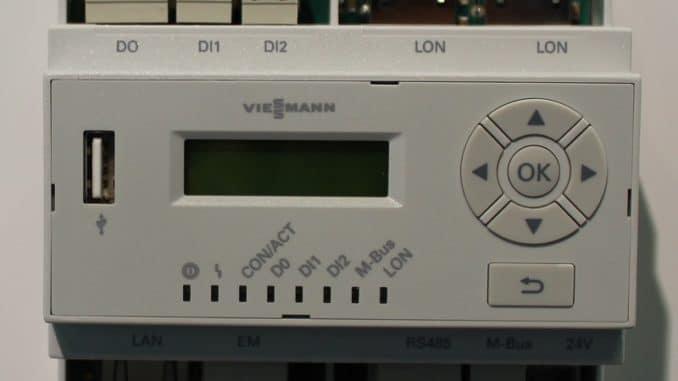 Grundlage für die digitalisierte Heizung ist eine smarte Steuerung. Foto: Urbansky Digitalisierung, Smart Home, Heizung