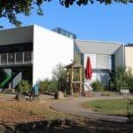 Kindergarten: Passivhausstandard mit passiver Lüftung