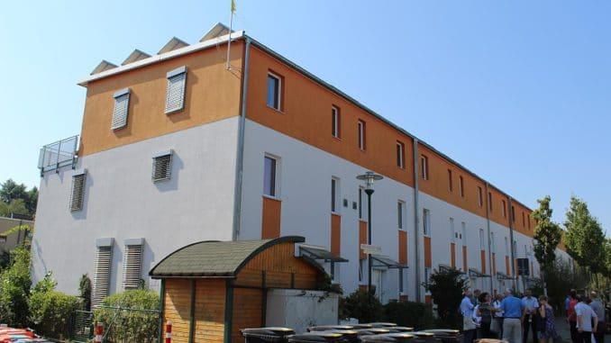 Passivhaus, Lüftung, Foto: Urbansky Holzbauweise, Holzständer