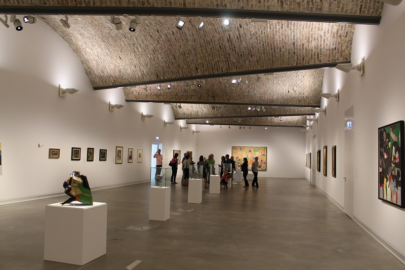 Dämmung, Passivhaus, Gas-Absorptionspumpe Museum Ravensburg
