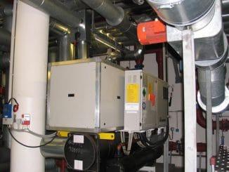 KWK, BHKW, Kraft-Wärme-Kopplung, Kühlung, KWKK, Blockheizkraftwerk