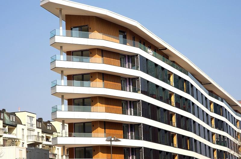Smart ausgerüstet: Das Aktiv-Stadthaus in Frankfurt/M. Foto: ABG Frankfurt Holding