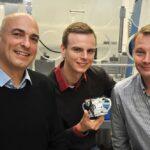 Elektrische Energie in flüssigen Kunststoffen speichern