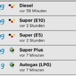 Per App günstig Tanken: Funktioniert auch mit Autogas
