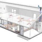 Wärmepumpe mit Lüftung: eine Lösung für Niedrigenergiehäuser