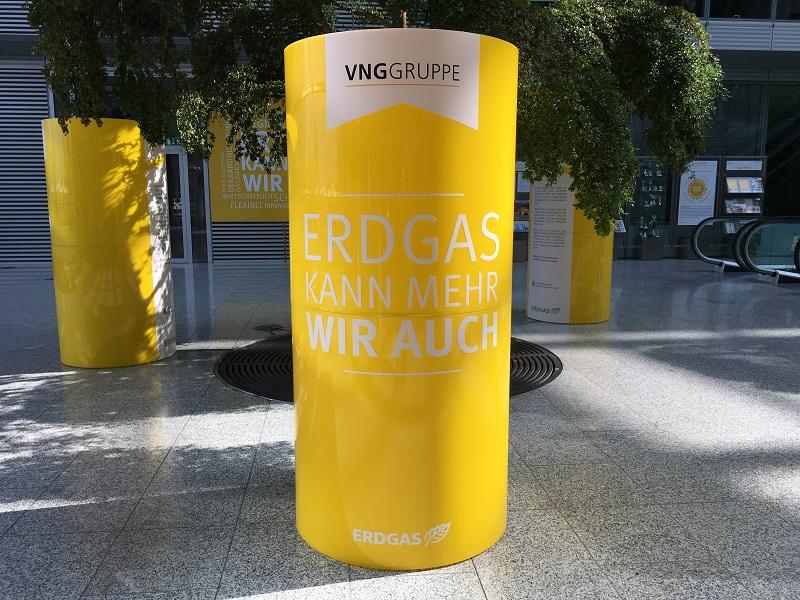 Ob Erdgas wirklich so viel mehr kann, muss die VNG noch beweisen. Foto: Urbansky