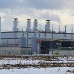 Wie viel Gas verbraucht das deutsche Gasnetz?